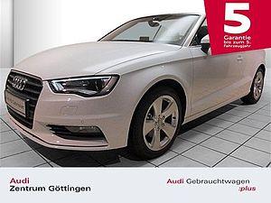 Audi A3 Cabriolet 2,0 TDI 6-Gang Ambition Klima