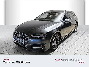 Audi A4 Avant sport 2,0 TDI S tronic S line Klima