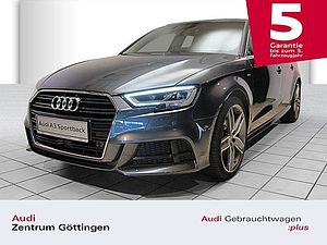 Audi A3 Sportback 2,0 TDI S tronic Klima Navi Leder