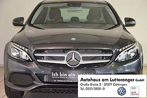 Mercedes-Benz C 200 Limousine Klima Navi Einparkhilfe