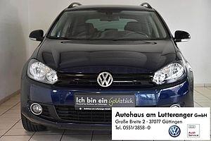 Volkswagen Golf VI Variant 1,6 TDI DPF Match Klima Navi