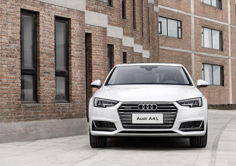 Weltpremiere des Audi A4 L auf der Auto China Peking 2016
