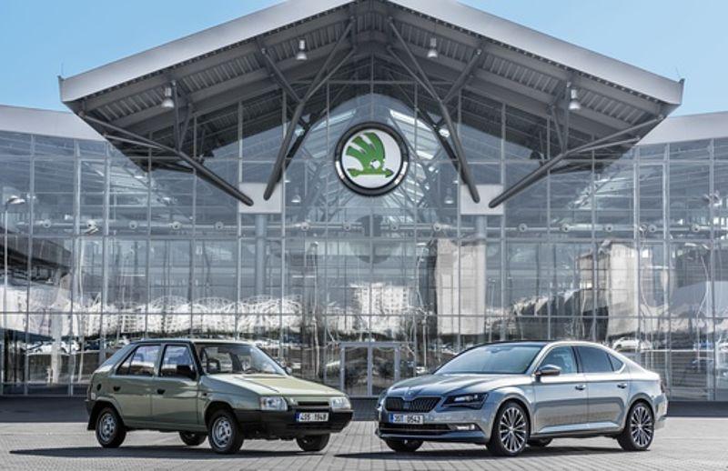 Erfolgsgeschichte: ŠKODA und Volkswagen feiern 25-jähriges Jubiläum